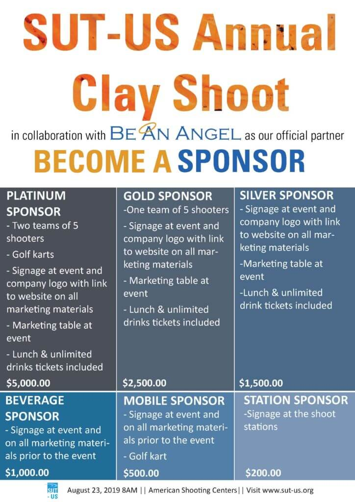 Sponsorship Opportunities SUT US Clay Shoot compressed 1